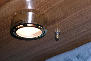 12 volt quartz halogen spotlights