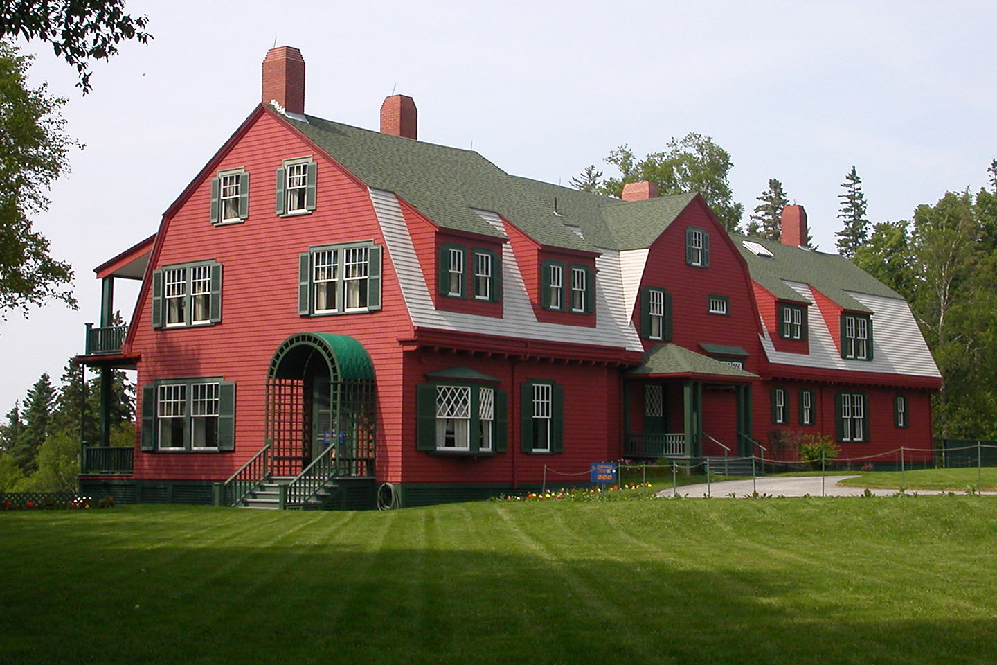 FDR's Summer Cottage