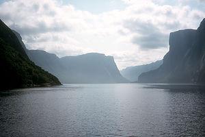 Western Brook Pond Fjord