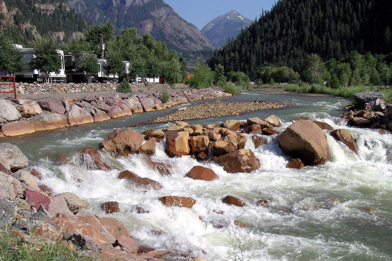 Uncompahgre River Trail
