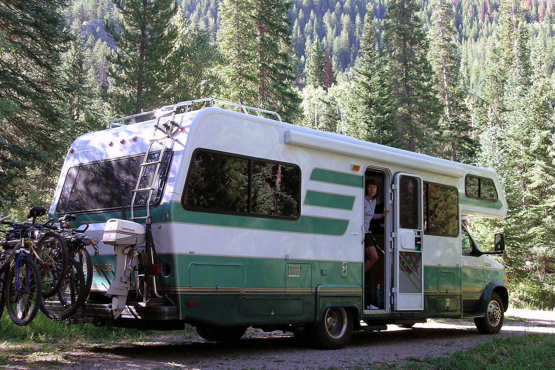 Gore Creek campground