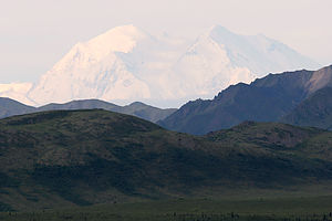 The Real Denali Mountain