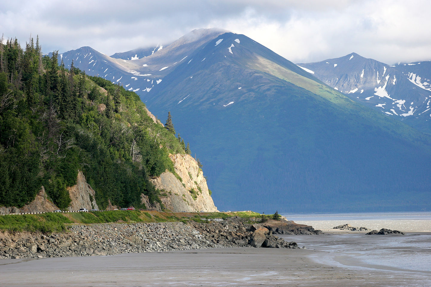 Turnagain Arm Lolo S Extreme Cross Country Rv Trips