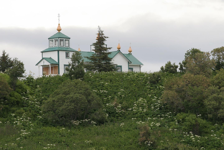 Ninilchik Russian Orthodox Church