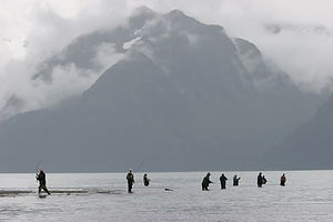 Caine's Head Coastal Trail Fishing