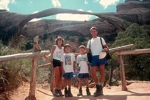 Gaidus Family in 1999