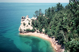 Pictured Rock National Lakeshore