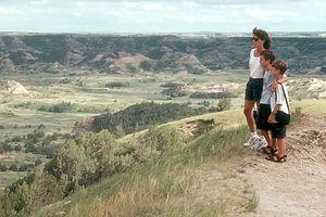 Theodore Roosevelt Park overlook