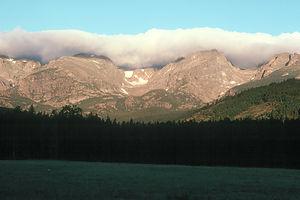 Glacier Basin Sunrise