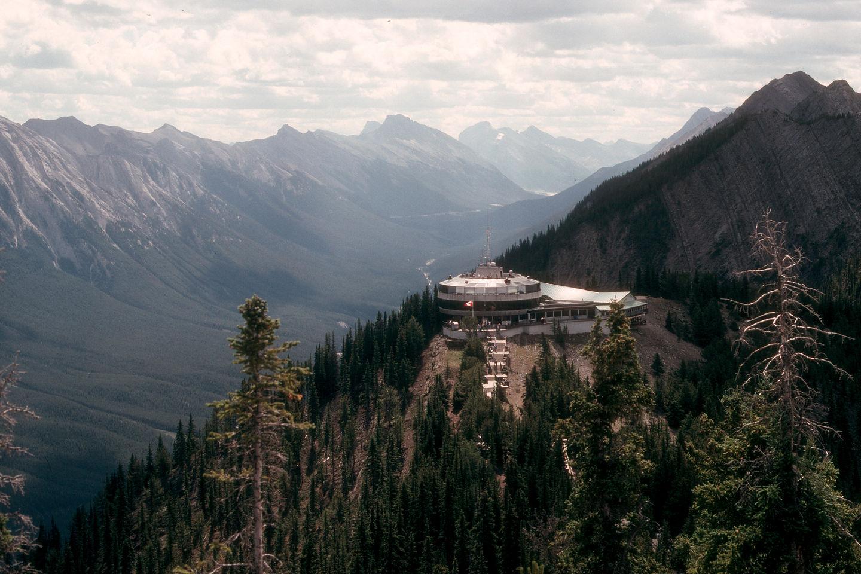 Summit Restaurant atop Sulphur Springs