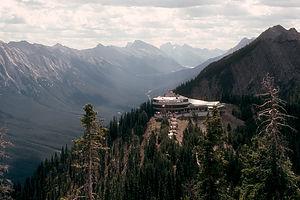 Sulphur Mountain Summit Restaurant
