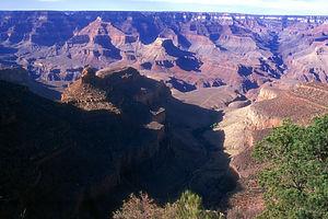 It's a Grand Canyon