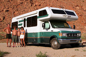 Family & Lazy Daze at Colorado Riverway