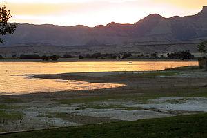 Huntington Lake Sunset