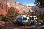 Kodachrome campsite