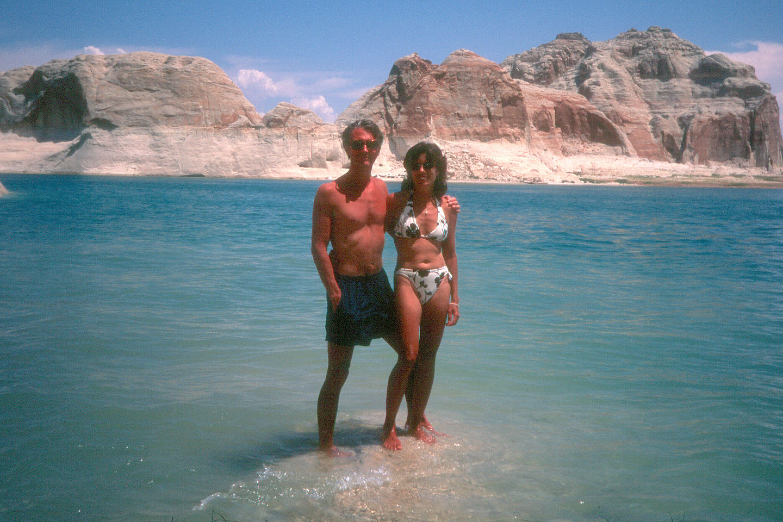 Romance on Lake Powell