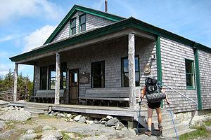 Galehead Hut