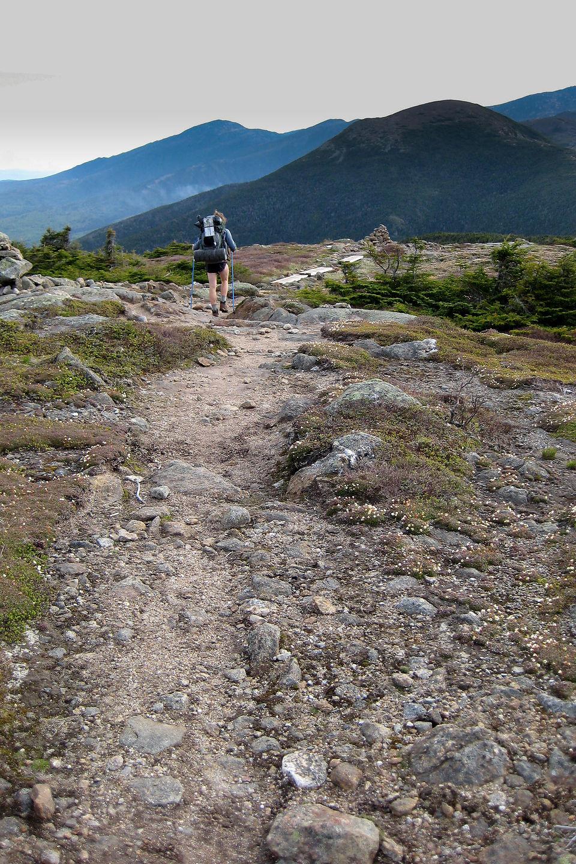 Trail to Eisenhower