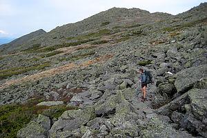 Unpleasant Hiking Terrain