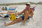 Herb on Anastasia Beach - LEG