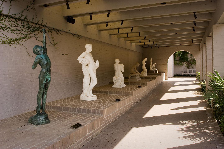 Brookgreen Garden Statues