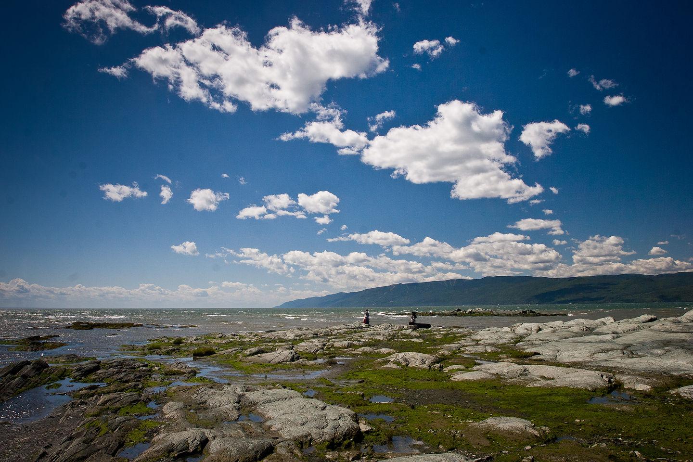 View from La Croix du Cap