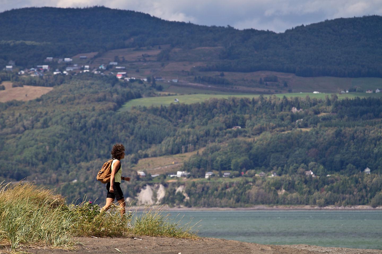 Lolo at Pointe du Bout d'en Bas - TJG