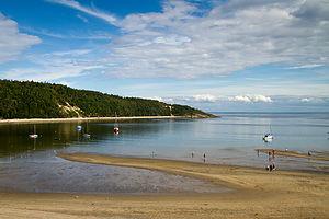 Tadoussac Beach - TJG
