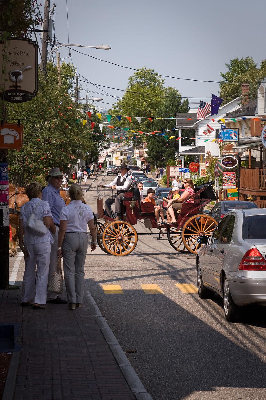 Baie St. Paul Street View - AJG