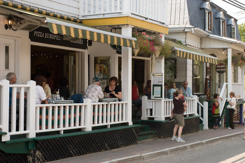 Baie St. Paul Restaurant
