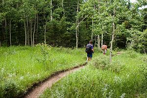 Hiking the Raccoon Loop Trail