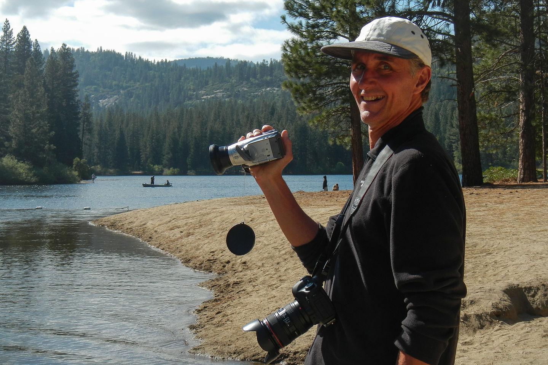 Herb the Videographer - LEG