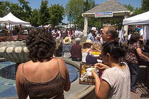 Sebastopol Farmers Market - TJG