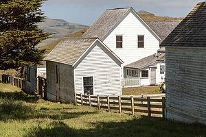 Ranch Buildings at Point Reyes National Seashore