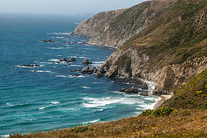 Tomales Point Trail Ocean View
