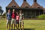 Family at Hop Kiln Winery