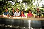 Gang at Arista Winery