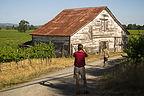 Photogenic Old Barn - TJG