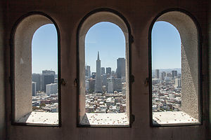 Coit Tower View