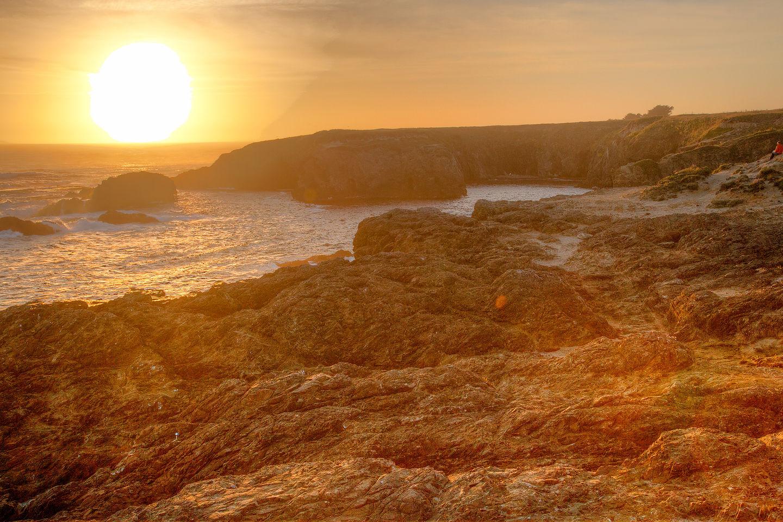 Mendocino Headlands Sunset