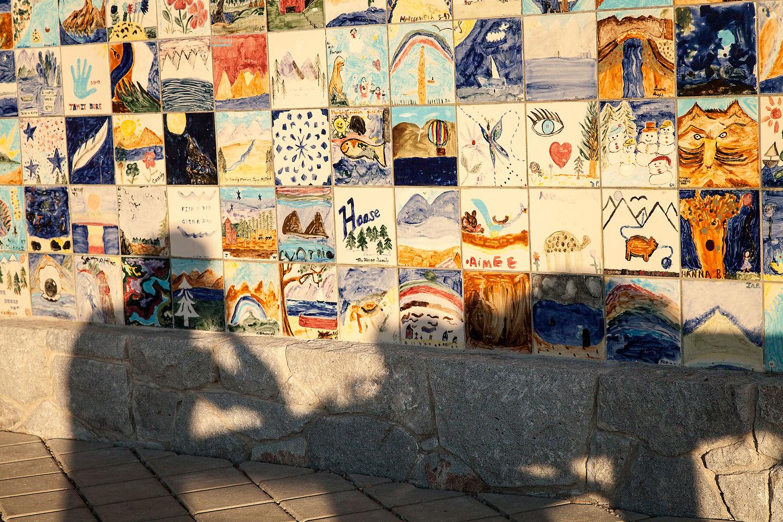 El Dorado Beach Artwork