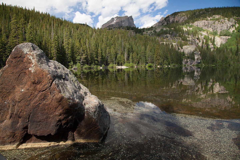 Bear Lake's Eastern Shore