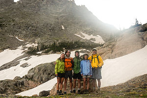 Lake Helene Hikers