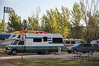 Camping at Ogden Utah