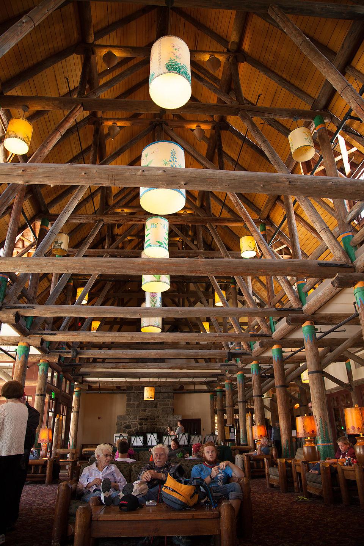 Paradise Inn Great Hall