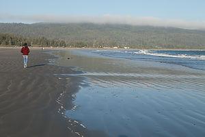 Lolo on Crescent Beach