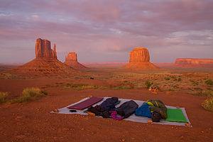 Best Campsite View Yet