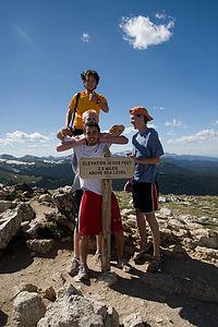 12005 Feet Up