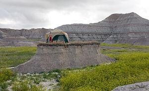 Tenative Campsite
