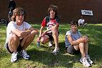 Family before Murdick's 5 Mile Race